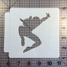 Spiderman Stencil 103 JBCookieCutters.com customizes moldings, cookie cutters, cookie cutter, cutters, cutter, silicone mold, silicone molds, stencil, stencils, baking supplies, baking