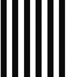 Papel de parede com listras brancas e pretas - Listrado 127
