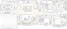Dana's floorplan