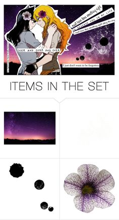 """""""We're just stuck in the Twilight"""" by requiem-of-kingdom-hearts ❤ liked on Polyvore featuring art"""
