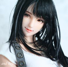 "★ and Rey ★ 1/6 custom doll head ""small summer"""