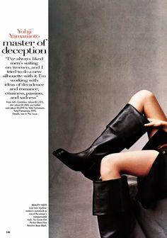 US Vogue July 1999
