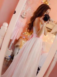 new vintage gown ♡