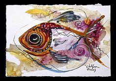 """Hamilton Fish 8"" (2009) from J. Vincent Scarpace, Artist"