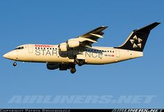 BAE Systems Avro 146-RJ100 aircraft picture