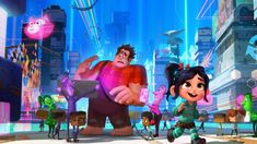 Ralph Breaks The Internet: Wreck-It Ralph 2 Official Teaser Trailer