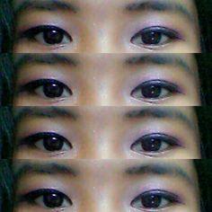 My eyes ♥♥♥