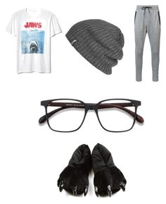 """Movie Netflix nerd"" by thegamingcookie on Polyvore featuring Gap, Zanerobe, Leisureland, Outdoor Research, men's fashion and menswear"