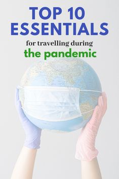 Top 10 essentials for travelling during the coronavirus pandemic. Travelling might change forever after COVID-19. Even if you need to travel now or in the future here are some must-haves for your travels to keep you and others safe for viruses. #coronavirus #covid #covid-19 #amazon | The Viking Abroad Reusable Sandwich Bags, Reusable Bags, Travel Tips, Travel Advice, Travel Guides, Travel Size Bottles, 10 Essentials, Student Travel, I Wish I Knew