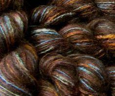 njy combo mix blend yarns set lot ltd ed. brown by njynotjustyarns