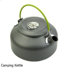 Camping Kettle - huge collection. Must explore...