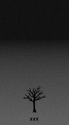 Iphone Wallpaper Music, Crazy Wallpaper, Trippy Wallpaper, Homescreen Wallpaper, Tree Wallpaper, Black Wallpaper, Cartoon Wallpaper, Black Aesthetic Wallpaper, Aesthetic Iphone Wallpaper