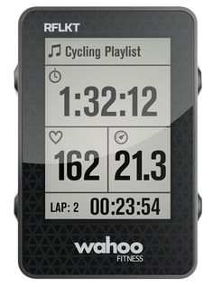 Bike Computer for iPhone – Wahoo Fitness RFLKT