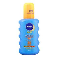 Nivea - NIVEA SUN PROTEGE&BRONCEA spray SPF30 200 ml