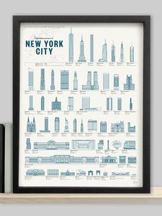 Pop Chart Lab --> Design + Data = Delight --> Splendid Structures of New York City