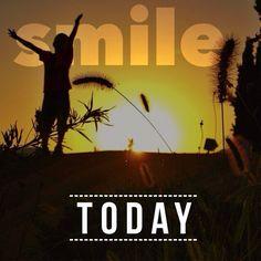 Smile Today #smile #socialmedia #marketing