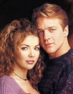 When actress Christine Clark was just 17 years old, she was fired playing Carrie Brady on the show. Two years later, the show made a comeback with a returning Carrie, who was more mature, and had more of an attitude. She was played by Tracy Middendorf, and due to immense chemistry with Patrick Muldoon, Clark was eventually rehired as Carried to follow the show's storyline of romance. Lucky!