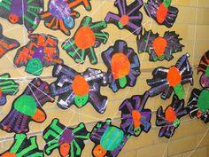 Splats, Scraps and Glue Blobs: 1st Grade