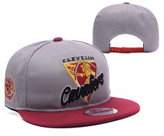 watch 7a4bb a46cf Mens Cleveland Cavaliers New Era High Crown Structured Fit NBA Chase Gray 2  Tone 9FIFTY Snapback