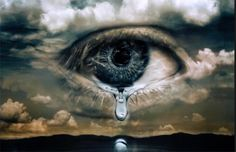 One day Rose-Lynn Fisher wondered if her tears of grief would look different compared to her tears of joy, so she began to explore them up close under a microscope. Beating Depression, Fighting Depression, Shocking Facts, Things Under A Microscope, Tears Of Joy, Jehovah's Witnesses, Make You Cry, Saddest Songs, Credit Cards