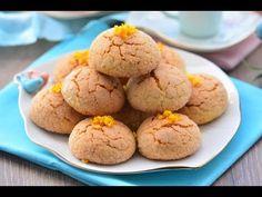Portakallı Anne Kurabiyesi ( Bayatlamayan nefis bir tarif)
