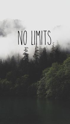 No limits / wallpaper