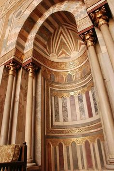 Sultan Hassan Mosque - Egypt ! http://blog.dawntravels.com/top-20-quotes-of-piety-and-steadfastness/