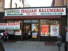 Sorriso Italian Pork Store, Astoria, NY