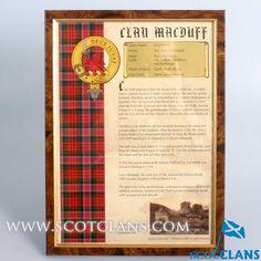 MacDuff Clan History