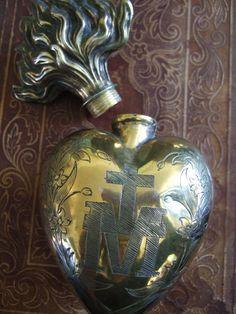 Antique French Reliquary