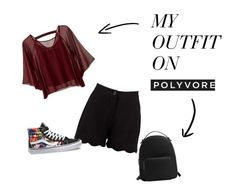 """Informal"" by marianaraposo on Polyvore featuring Boohoo, Traffic People, Vans and MANGO"