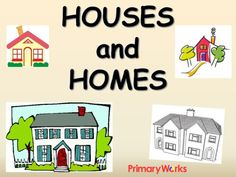 Image result for houses and homes topic ks1