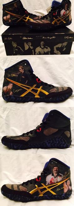 size 40 46e63 f730a Footwear 79799  New Mens Asics Aggressor 2 L.E. Wrestling Shoes 12 46  Digital Camo- Authentic -  BUY IT NOW ONLY   64.99 on eBay!