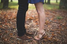 Forest engagement shoot, Auckland, New Zealand. Wedding photography