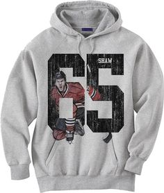 Andrew Shaw Officially Licensed NHL Chicago Blackhawks by 500LEVEL, $45.00