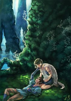 269 Best Princess Mononoke Images Princess Mononoke Drawings