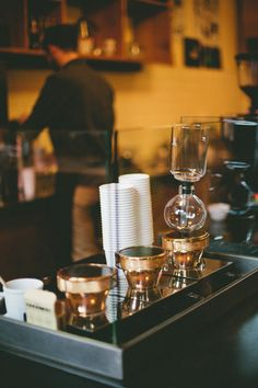 'Barista (Pearl)' by Endlessly Enraptured #endlesslyenraptured #coffee #portland