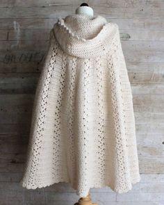 Long hooded cape crochet pattern vintage crochet patterns cape long hooded cape crochet pattern vintage crochet patterns cape and crochet dt1010fo