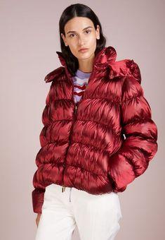 Bordeaux, Jackets For Women, Winter Jackets, Urban, Casual, Fashion, Scale Model, Jackets, Cardigan Sweaters For Women