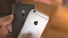 Comparativa: OnePlus 2 vs iPhone 6