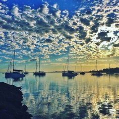 Repost @mrmaginty - what an awesome shot celebrating dawn and our amazing water adventure playground in Geelong.  What's your plans this long weekend? Let us help you get ready for your off shore adventures with a minimum of 20% off in store now#geelongwaterfront #water #sailor #sailing #yachting #geelong #williamstown #water #adventure by powerdrive_marine http://ift.tt/1JtS0vo