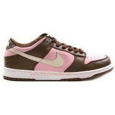 brand new c6a2e e8a7d 304292 671 Nike Dunk Low Pro SB Womens Stussy Dark Khaki Vanilla Shy Pink  K04004 Original