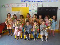 Agrupamento de Escolas da Ericeira - Jardim de Infância de Santo Isidoro : Dia da espiga