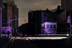 Christophe Jacrot « New-York in Black »