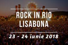 TOP Festivaluri in Europa 2018 Rock In Rio, Tops