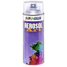 Duplicolor 741517 Spray Aérosol Art RAL 7016, Mat, 400 ml: Aérosol ART COLOR – RAL 7016 – mat – 400 ml Points forts : Aérosol ART COLOR –…