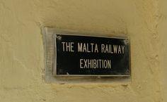 Malta Memories: Malta Railway Museum - Attard