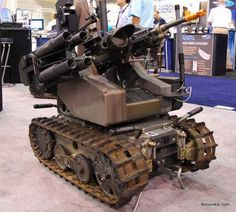 Military Robots #TheASGproject