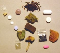 List of Psychedelic Drugs