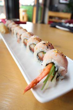 K7 San Diego Angel Tears Sushi Roll